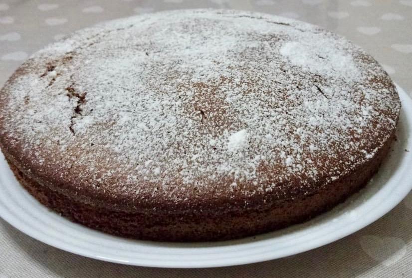 torta al grano saraceno per colazione